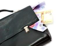 Ein Bestechungsgeld lizenzfreies stockbild