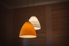 Ein Bild der Lampe Lizenzfreie Stockbilder