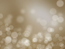 Ein Bild eines hellen bokeh Hintergrundes Stockbilder