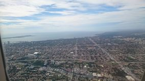Ein Bild von Miami-Stadt lizenzfreie stockbilder