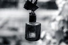 Ein Blinker des Fahrrades Stockfotos