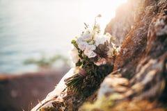 Ein Blumenstrauß stockbilder