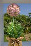 Ein Blumenstrauß der Blumen Stockfotos