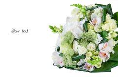 Ein Blumenstrauß der Blumen Lizenzfreie Stockbilder
