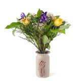 Ein Blumenstrauß für Männer Lizenzfreie Stockbilder