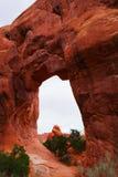 Ein Bogen in Utah lizenzfreie stockfotos