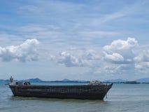 Ein Boot Stockbilder