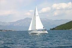 Ein Boot Stockfoto