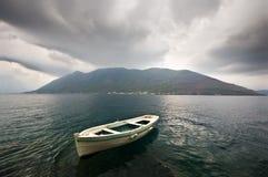 Ein Boot Stockbild