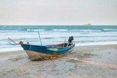 Ein Boot Stockfotografie