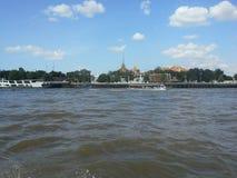 Ein Boot Siam Lizenzfreies Stockbild