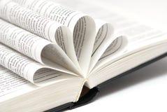 Ein Buch Stockfotos