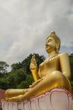 Ein Buddha-Bild Stockbilder