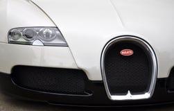 Ein Bugatti Veyron EB 16.4 bei Chelsea AutoLegends Stockbilder