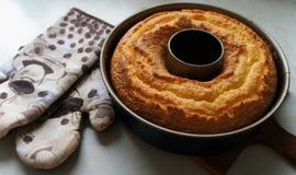 Ein Bundt-Kuchen Stockfotos