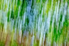 Ein bunter grüner, blauer und gelber Hintergrund für Text an setzen stock abbildung