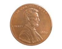 Ein Cent Stockbilder