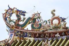 Ein chinesischer Drache lizenzfreie stockbilder
