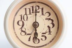 Ein Clock Stockfoto