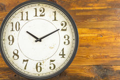 Ein Clock Lizenzfreie Stockbilder