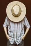 Ein Cowboy Lizenzfreie Stockfotos