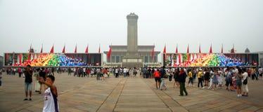 Ein Denkmal zu den Heldern der Leute Lizenzfreies Stockbild