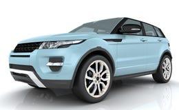 Ein des Autos in London Motorexpo 2011 - zitronengelber Kai vom Montag, dem 6 Lizenzfreies Stockfoto