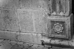 Ein Detail der Kathedrale Stockfotos