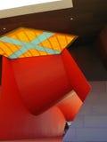 Ein Detail des australischen Museums Stockbilder