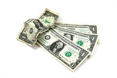Ein Dollar Lizenzfreie Stockfotos