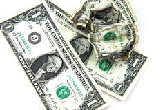Ein Dollar Stockfotos