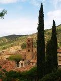 Ein Dorf Lizenzfreies Stockfoto