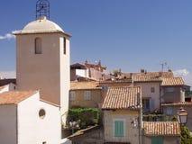 Dorf Stockbild