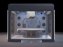Ein Drucker 3D Stockfoto
