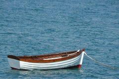 Ein einsames Boot Lizenzfreies Stockfoto