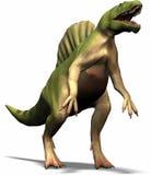 Ein faulerer Dino Lizenzfreies Stockbild