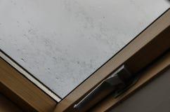 Ein Fenster lizenzfreie stockfotografie