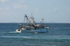 Ein Fischenschleppnetzfischer 2 Lizenzfreies Stockbild