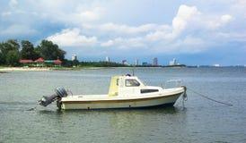 Ein Fischerboot Lizenzfreie Stockfotografie
