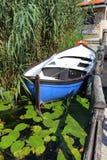 Ein Fischerboot Stockbilder