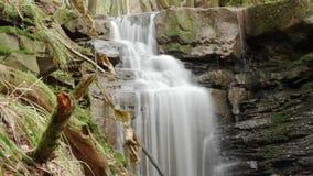 Ein Flussfluß/-wasserfall im Margarethenschlucht Stockfotos