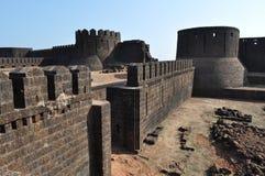 Ein Fort. Stockfotografie