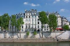 Ein Frühlingstag in Paris Lizenzfreie Stockbilder