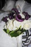 Ein Fragment der Hochzeitsordnung Stockfotos