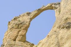 Ein Fragment des Berges, der u. x22 genannt wird; Das Ring& x22; Stockfoto