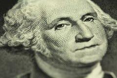 Ein Fragment einer Bezeichnung von einem US-Dollar lizenzfreie stockfotografie