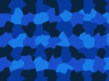 Ein freundliches Team von dunklen, dunkelblauen Abstraktionen bilden einen kreativen Hintergrund für den Bildschirm, Telefon, Tab Stockfotos