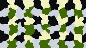 Ein freundliches Team von dunklen, grünen, milchigen Abstraktionen bilden einen kreativen Hintergrund für den Bildschirm, Telefon Stockfotografie