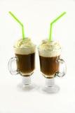 ein frischer Tasse Kaffee lizenzfreies stockfoto