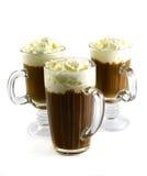 ein frischer Tasse Kaffee lizenzfreies stockbild